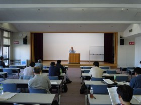 講習会会場の様子