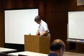 APECさんの講義状況