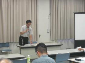 講師の講義状況